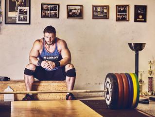 Masa muscular e intensidad en el gimnasio