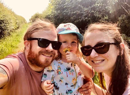 The Stories Behind our 12K Adventure- Sinead