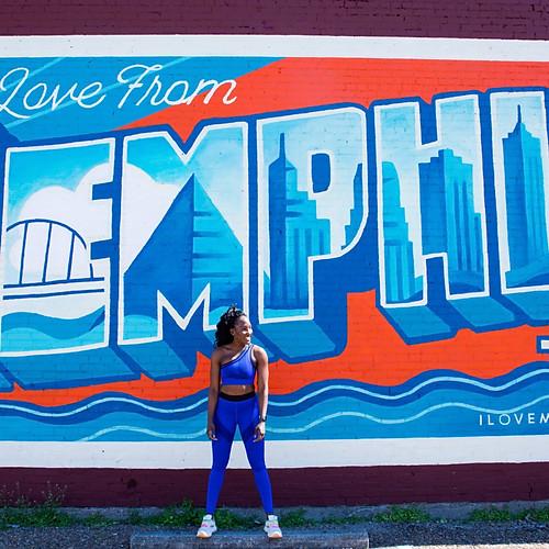 Memphis Murals with CaCera
