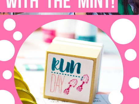 DIY Stamps with the Silhouette Mint!