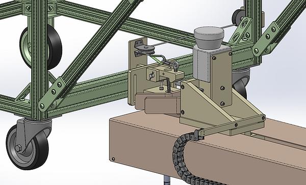 Automated Gluing Machine 04