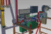 Pneumatics Machine