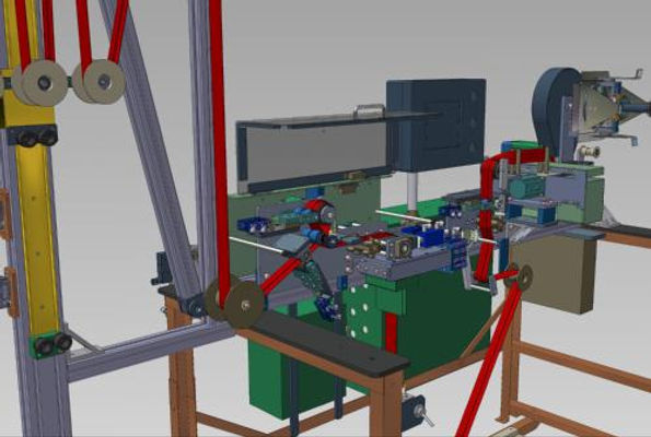 Pneumatics Machine
