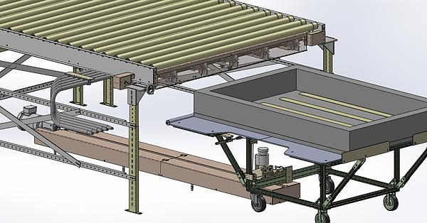 Automated Gluing Machine 01