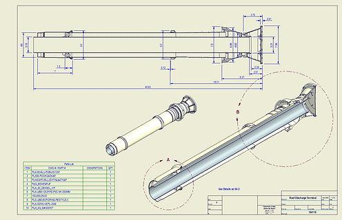 Detailing SolidWorks Autodesk Inventor CAD Desgin