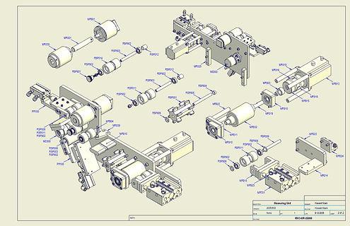 Documentation SolidWorks Autodesk Inventor CAD Desgin