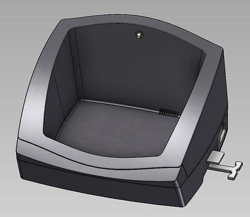 Plastics SolidWorks Autodesk Inventor CAD Desgin