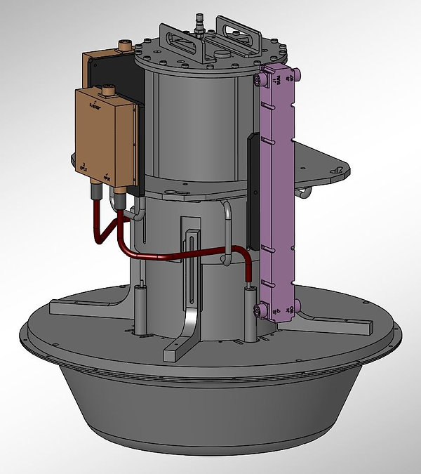 Satellite Feed Assembly