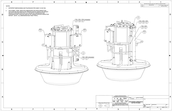 SolidWorks Assembly Dwg