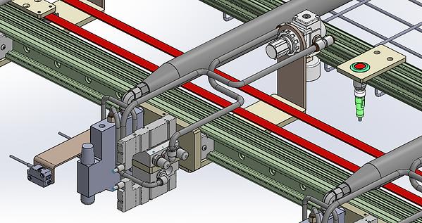 Automated Gluing Machine 02