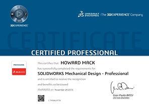 CSWP SolidWorks