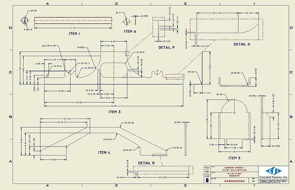 Inventor Sheet Metal Dwg