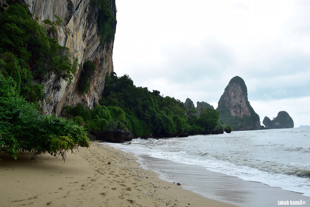 Pláž Ton Sai