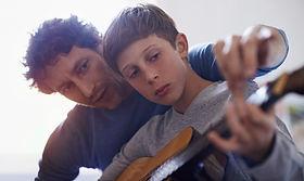 aprendizaje de Guitarra