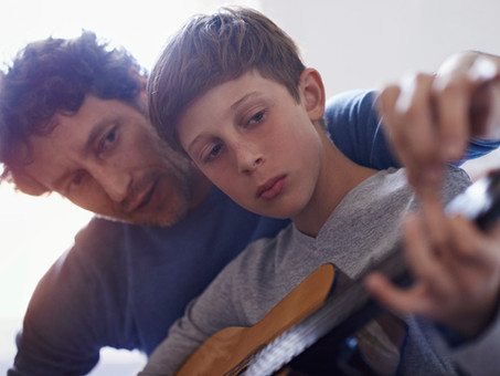 Music Lessons Teach Artists to ROAR