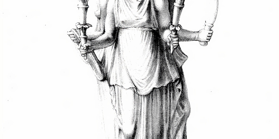 Hermes & Hecate