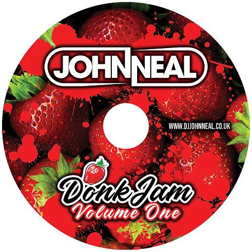 DonkJam Volume One - Mixed by John Neal