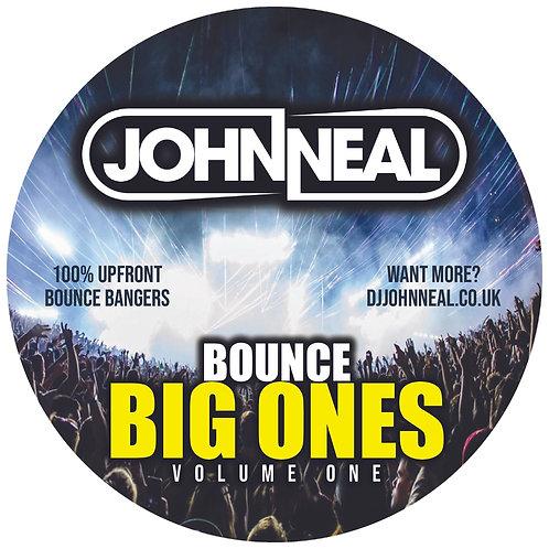 Bounce Big Ones - Volume One