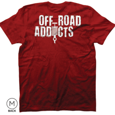 Off Road Addicts T