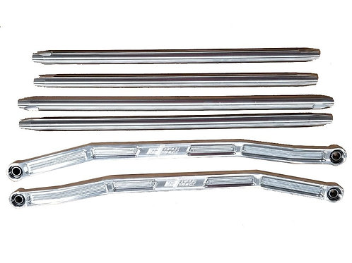 "64"" High Clearance WORX Billet Radius Rod Kit"