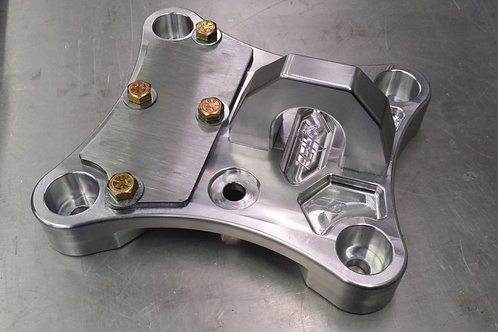 Billet Radius Rod Plate with Tow