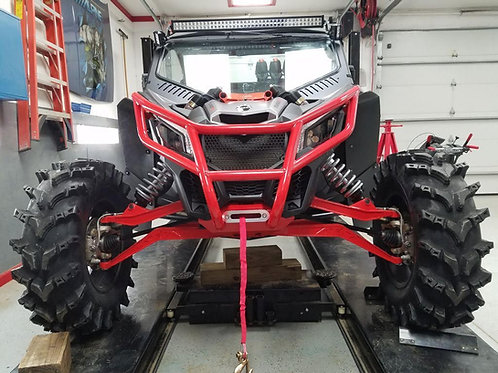 Monster Winch Bumper