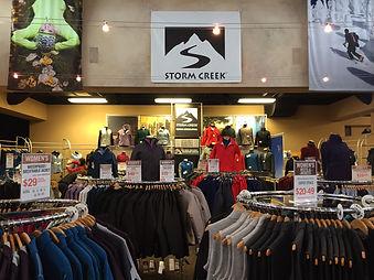 Storm Creek Warehouse Sale - Hastings