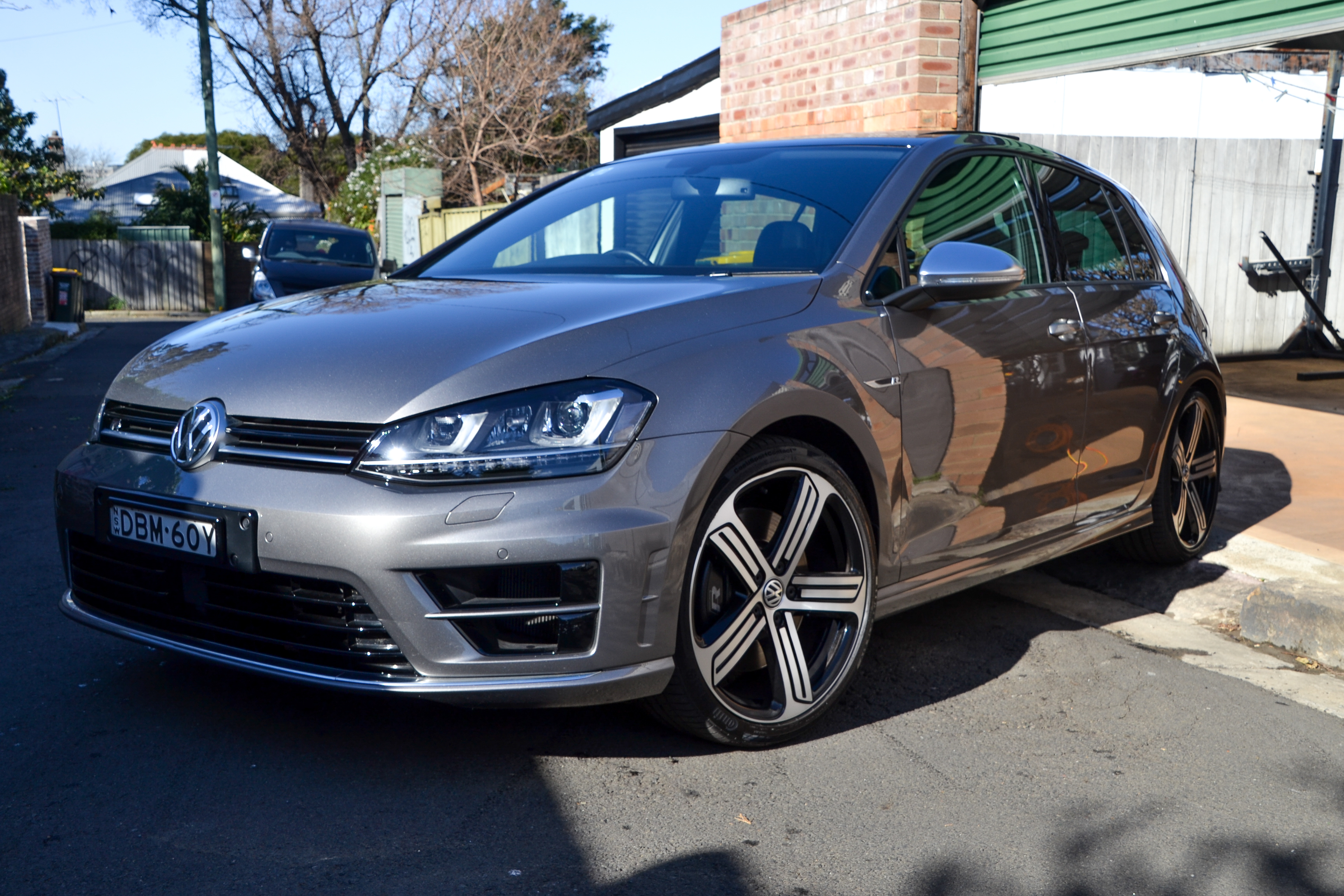 Golf R- Full Detail