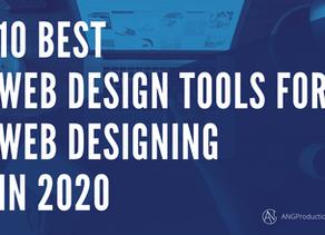 10 Best Web Design Tools for Web Designing in 2020