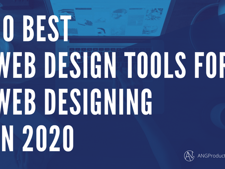 10 Best Web Design Tools for Web Designing in 2020