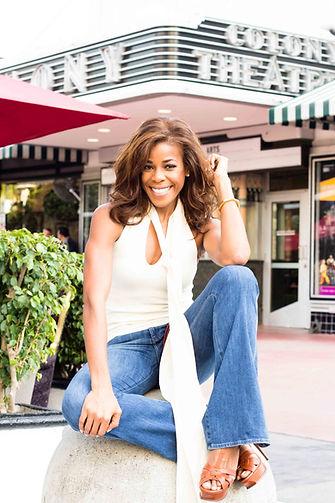 Nicole Henry at Colony Theater Miami Bea
