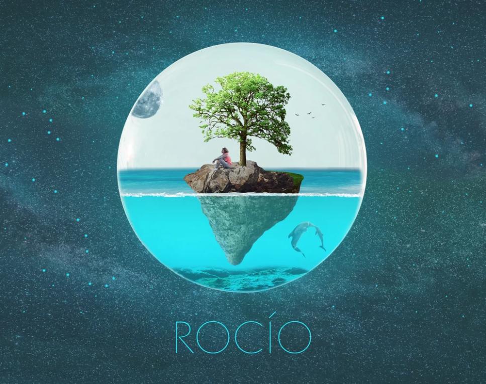Rocio Art Poster Graphic