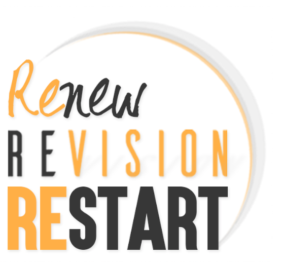 Renew Revision Restart Original Logo