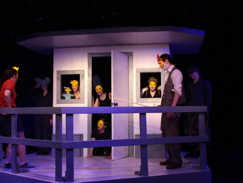 Mr. Burns, a Post-Electric Play (2018)