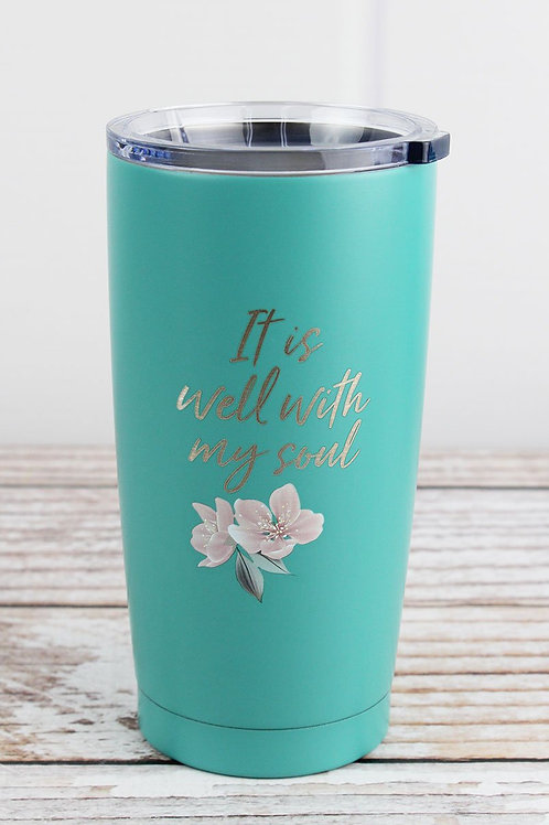 It Is Well With My Soul Travel Mug