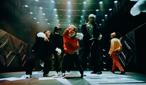 THE RAMPAGE from EXILE TRIBE / 「Get Ready to RAMPAGE Introduced by ANARCHY