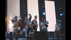 DOBERMAN INFINITY LIVE TOUR 2016 THE LINE