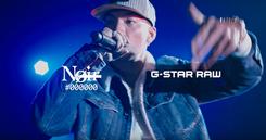G-Star RAW x N0IR 「フルバージョン」