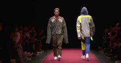 Amazon Fashion Week TOKYO 2017 S/S COTE MER Collection / ADAMMER 2017 S/S