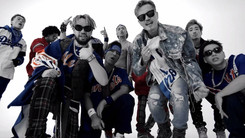 RED DIAMOND DOGS feat. DOBERMAN INFINITY, JAY'ED, MABU  「RED SOUL BLUE DRAGON」 MV