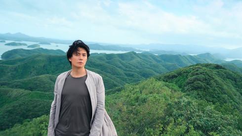 福山雅治 『もっと長崎の島々に、なる!対馬 篇』 青いぜ!長崎ブルーアイランズプロジェクト