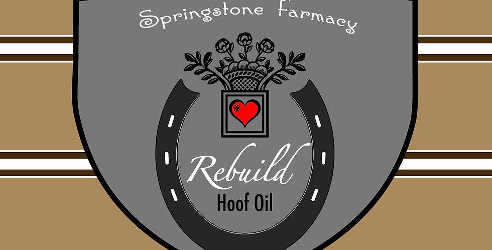 Rebuild Hoof Oil