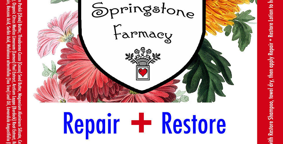 Repair + Restore Lotion for Skin Conditions