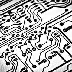 Buried & Blind Holes PCB