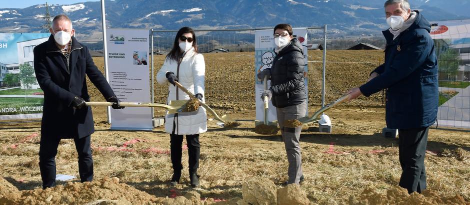 Soziales und wirtschaftlich impulsgebendes Engagement der Landeswohnbau Kärnten in St. Andrä
