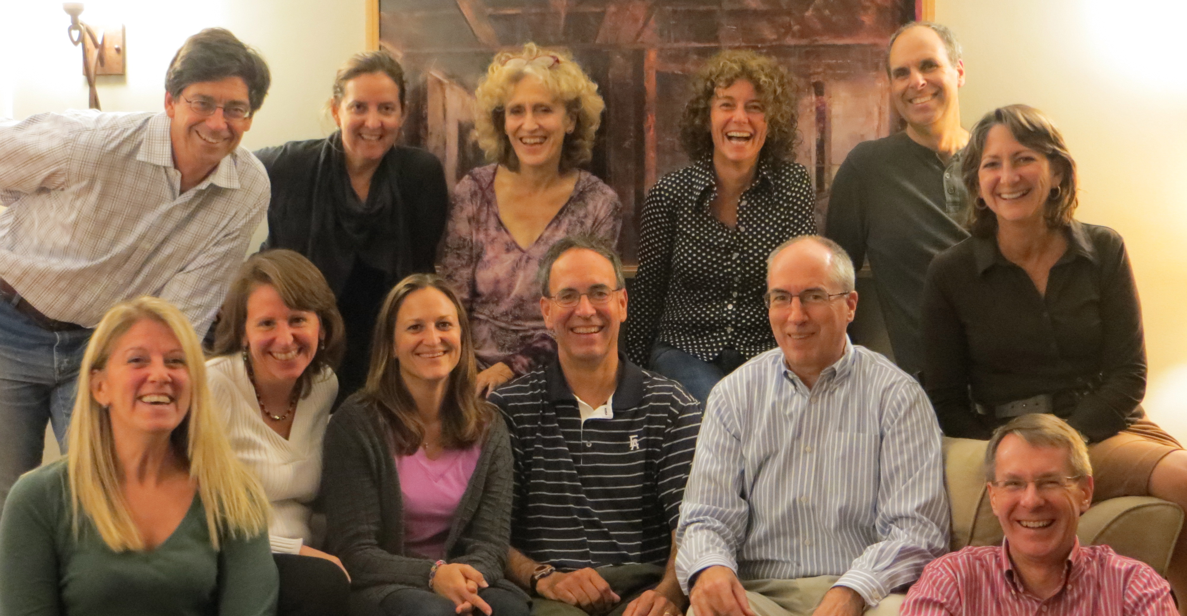 Original group, 2013