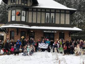 Chamber cancels Wallace Christmas Light & Paw Parades | North Idaho News