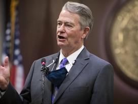 Idaho Gov. issues first veto of 2021 legislative session | North Idaho News Now