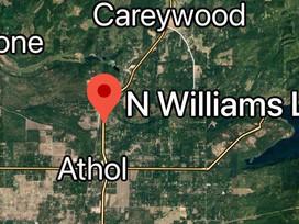 Vehicle goes airborne in crash on US 95 | North Idaho News Now