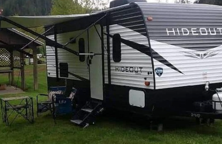 SCSO seeking publics help finding two stolen campers | North Idaho News